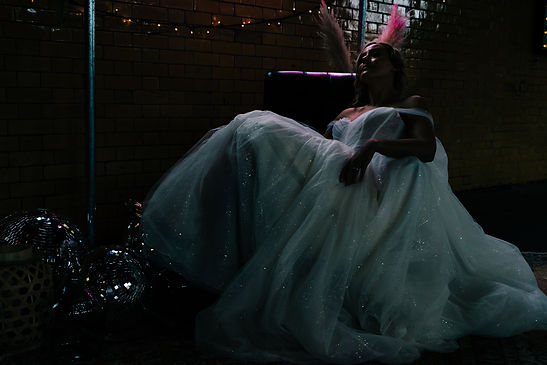 Elysee Etoile Wedding Dress at The Electric Bride