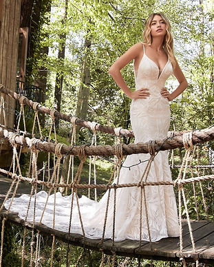 Rebecca-Ingram-Elsie Wedding Dress From Electric Bride