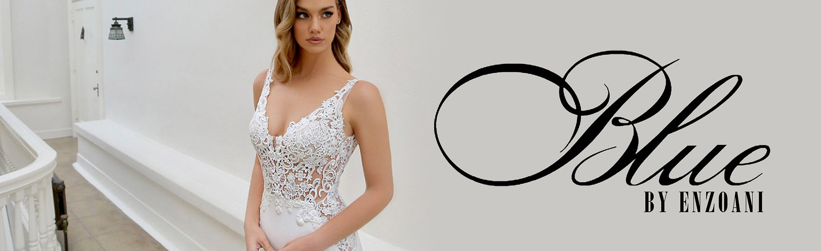 Blue By Enzoani Wedding Dresses At Electric Bride Scunthorpe