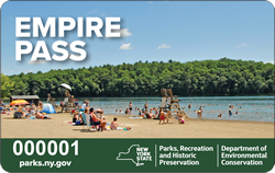 Empire Pass requires that you wear a mask and maintain 6 feet distance in public.