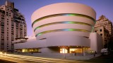 Guggenheim museum and store are temporarily closed.