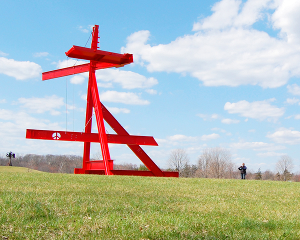 Storm King Art Center requires timed-entry tickets - call ahead.