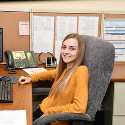 Linzee - Office Assistant