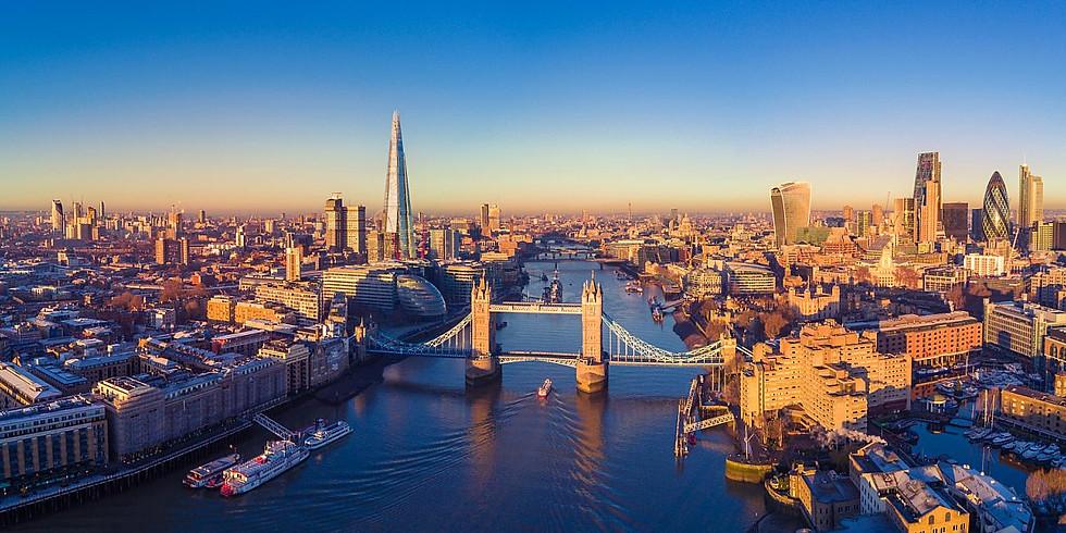 CLOUD NATIVE SERVICE TRANSFORMATION – LONDON 2020