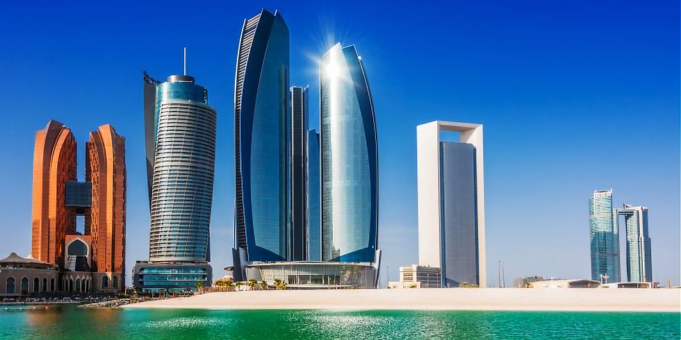 CLOUD NATIVE SERVICE TRANSFORMATION - ABU DHABI 2020