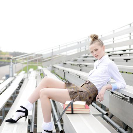 back to school | linnea