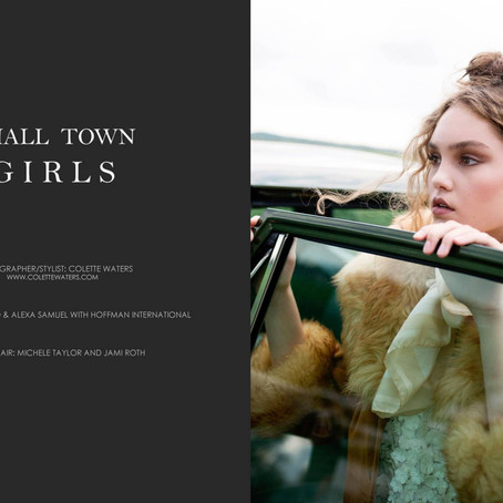 small town girls - published in beauNU magazine