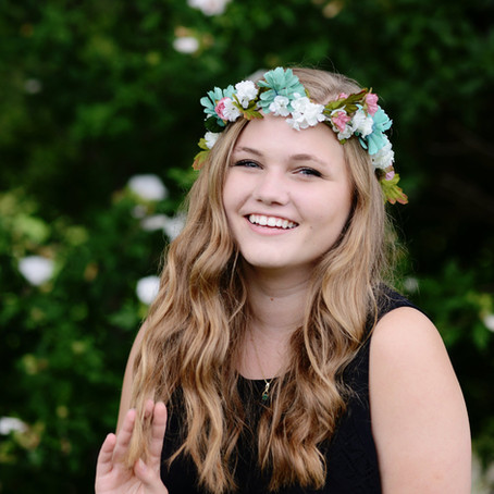 senior photos | lily