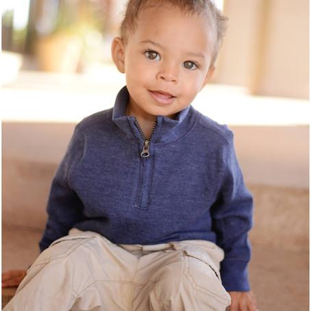 leawood, ks | toddler | ronald