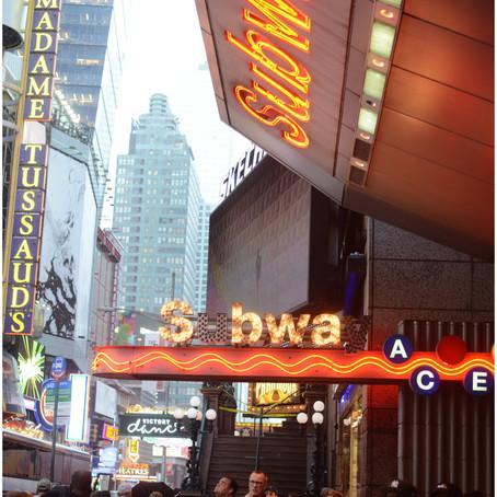 new york city | girls trip