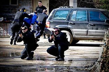 SIA Close Protection Training