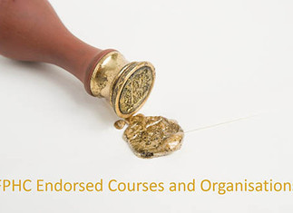 What are the benefits of endorsement by the Royal College of Surgeons of Edinburgh Faculty of Pre-Ho