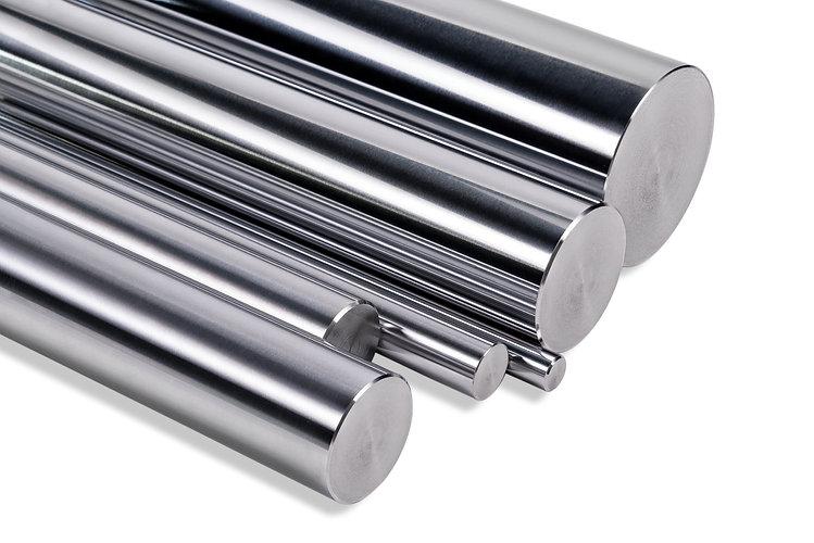 Chrome steel bars isolated on white.jpg