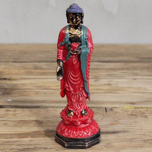 Antique Buddha - Standing
