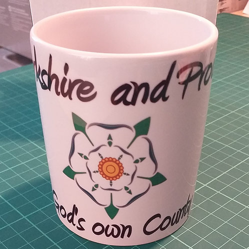 Yorkshire and Proud 'God's Own County'