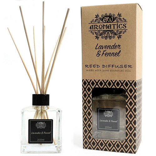 Pure Essential Oils Reed Diffusers - 200ml