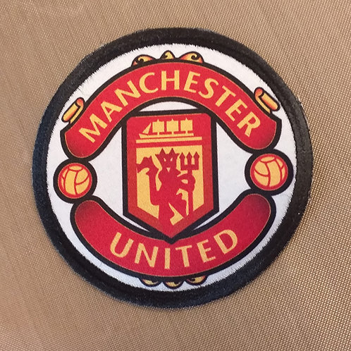Manchester United FC 70mm Sew on Badge