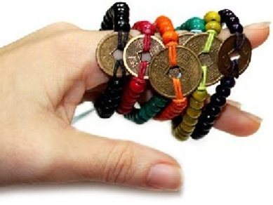Bali Good Luck Feng Shui Bracelets