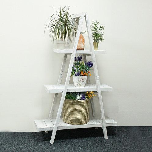 "Folding ""A"" Frame Display Shelf/stand"