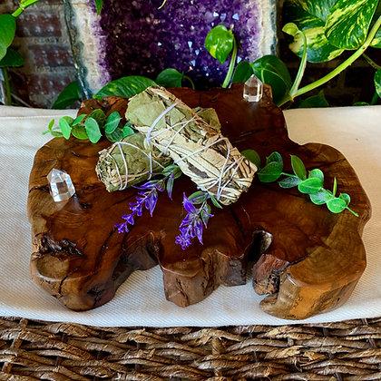 Yerba Santa & Eucalyptus Smudge Bundles