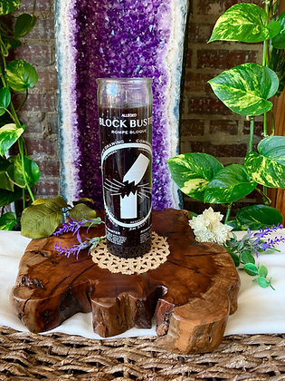 Block Buster Seven Day Spell Candle (Black)