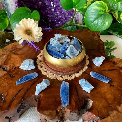 Blue Kyanite (Small, Raw + Unpolished)