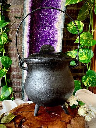 Extra Large Cast Iron Cauldron