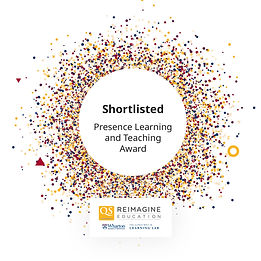 Presence Learning and Teaching E-Badge.j