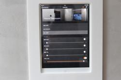Savant Touch Panel for Lighting