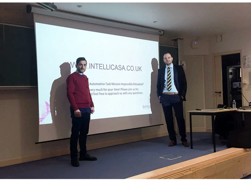 IntelliCasa returns to the University of Savoie, France to address the latest trending topics in IoT