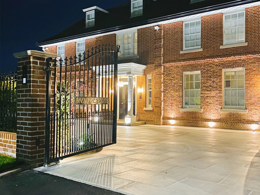 When Luxury meets Smart Home Technology in London!