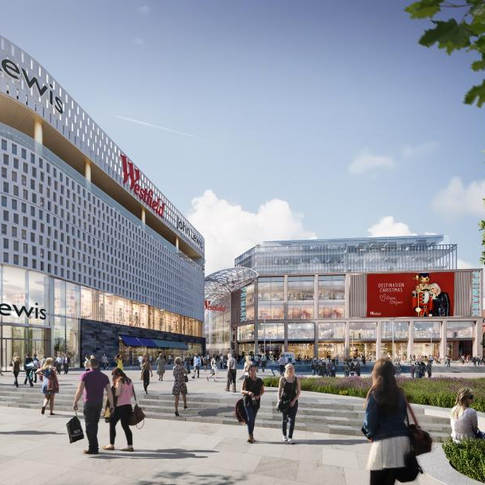 Coming Soon- Venture X, Westfield- London (2021-2022)