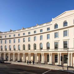 The Regent's Crescent, 22 Park Crescent, Marylebone- London