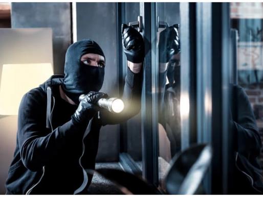 To catch a thief!