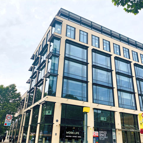 Alvogen, Hammersmith- London (2020)