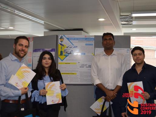 IntelliCasa and City University London: Smart Lamppost Project