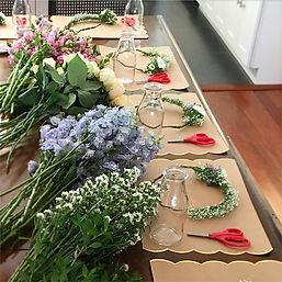 Flower Workshop, Flower Classes