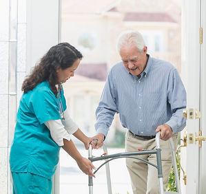 Fisioterapia Neurológica idoso