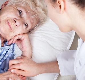 Fisioterapia para Cuidados paliativos