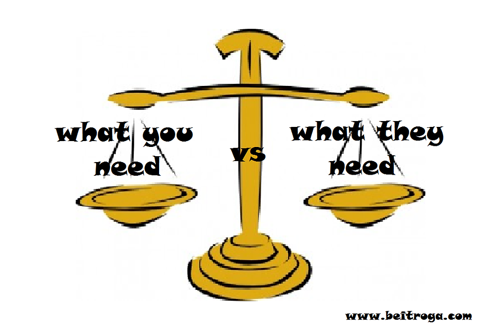 Balance pic what you need v what they need.png