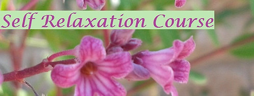 Self Relaxation Course