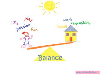 Balance: Routine v Variety