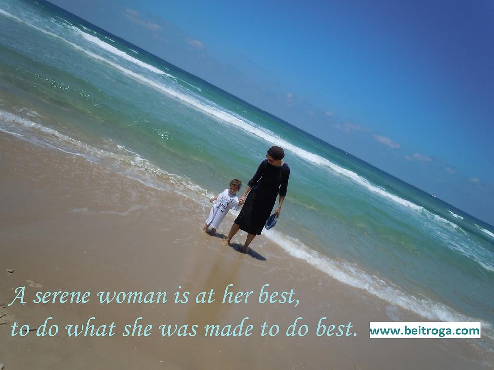 A Serene Woman.jpg