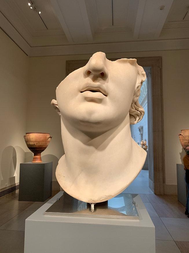 MET Greek Sculpture