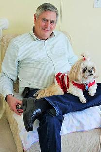 Ron Butler & dog.jpg