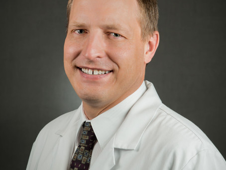 Dr. Scott Kujath named Clinical Operator of Experience for carotid intervention expertise