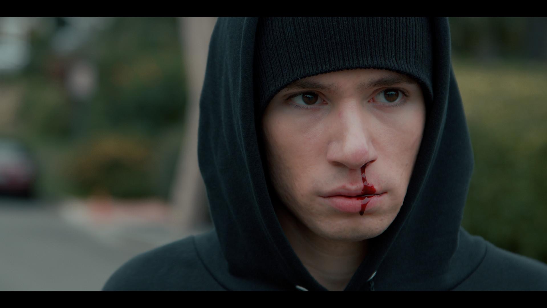 "Still From An ""Anxiety"" Short Film"