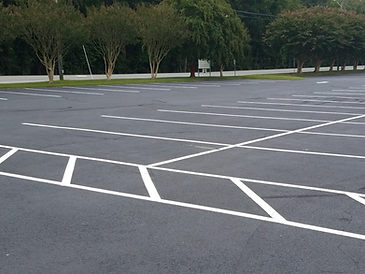Parking and Line Striping