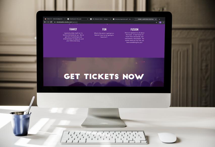 lapstock webdesign