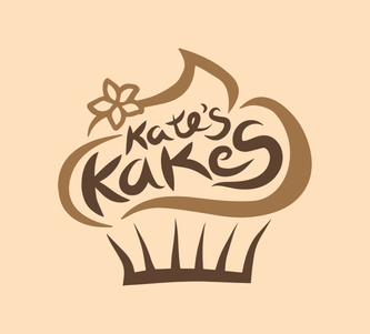Designray Kates Kakes Branding Project